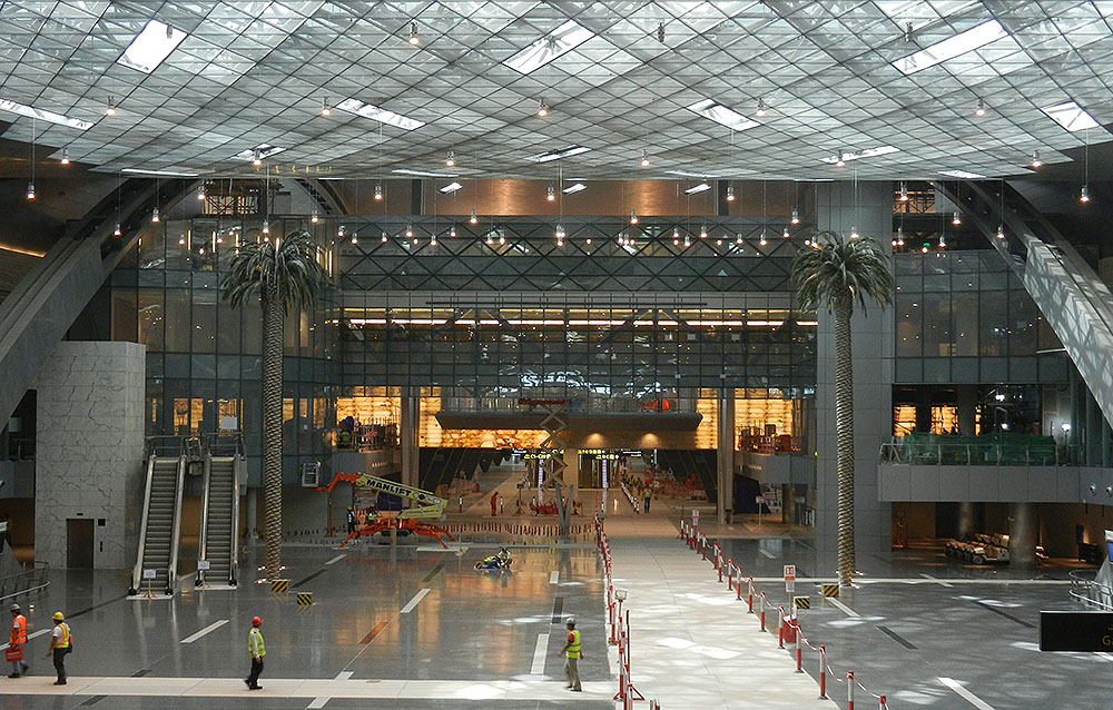 hamad international airport–ndia3