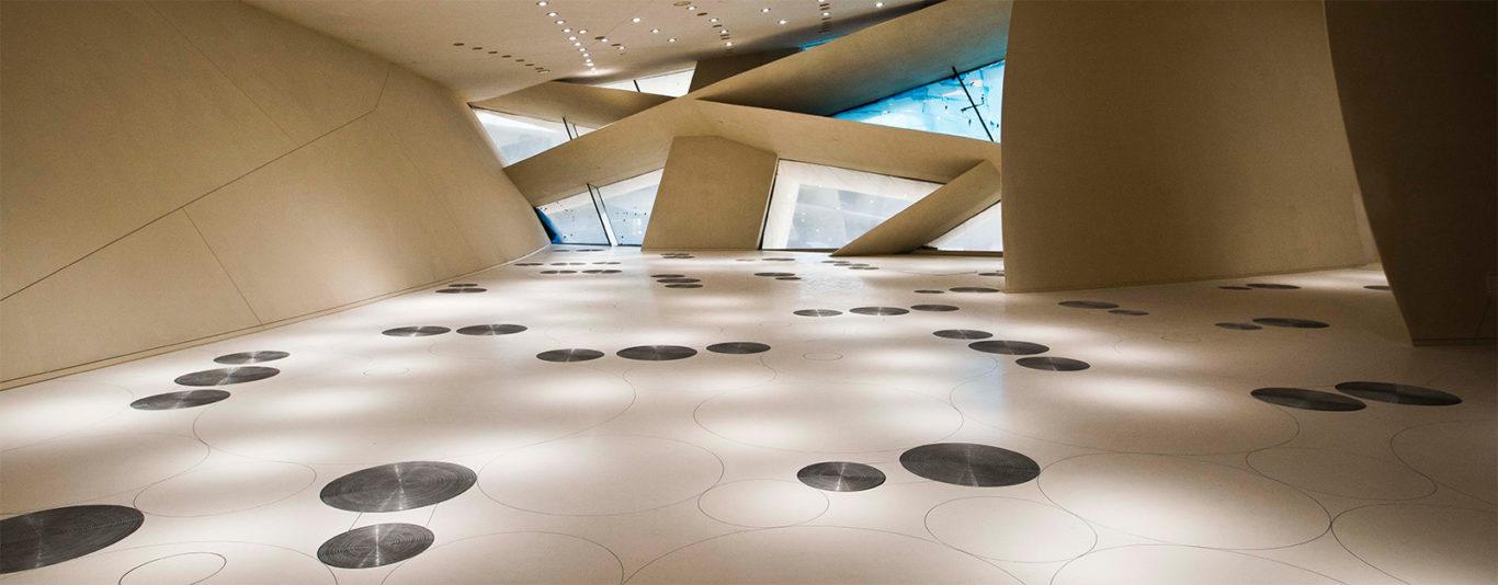 National Museum Of Qatar Fribel
